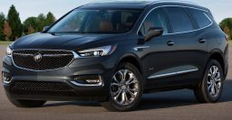 2018 Buick Enclave: Bigger, better looking, lighter, but only seats seven