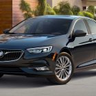 Buick Regal Sportback (2018, sixth generation, USA) photos