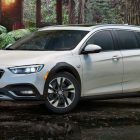 2018 Buick Regal hatch, TourX wagon: An Opel Insignia for America
