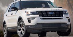 2020 Ford Explorer axed in Cuba, Egypt, Iceland, Iraq, Mongolia, Thailand