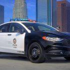 Ford Police Responder Hybrid Sedan (2017 Fusion, 2nd gen) photos