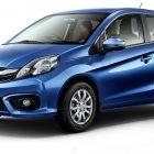 Honda Amaze (2016 facelift, first generation, India) photos