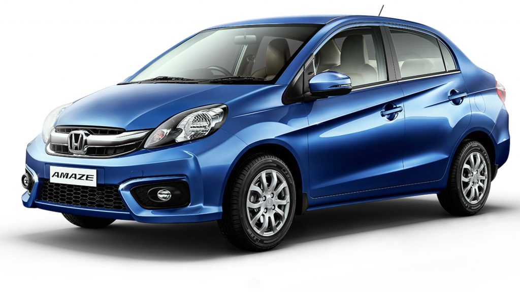 honda amaze 2016 facelift first generation india photos between the axles. Black Bedroom Furniture Sets. Home Design Ideas