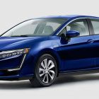 Honda Clarity Electric (2017, second generation, USA) photos