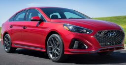 2018 Hyundai Sonata facelift: Sportier front and rear for family sedan