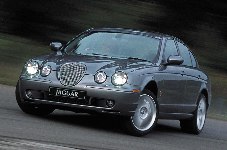 Jaguar S-Type (1999-2003, X200, second generation) photos