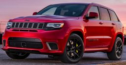 2018 Jeep Grand Cherokee Trackhawk: Hellcat SUV is quickest ever