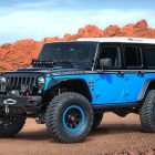 Jeep Luminator concept (2017, JK, Wrangler) photos
