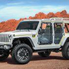 Jeep Safari concept (2017, JK, Wrangler) photos
