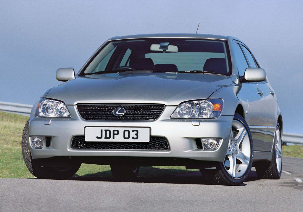 Lexus Is300 2001 2004 Xe10 First Generation Australia
