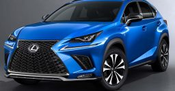 2018 Lexus NX facelift: Goodbye NX200t! Hello NX300, larger screen