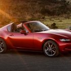 Mazda MX-5 RF (2017, ND, fourth generation, UK) photos