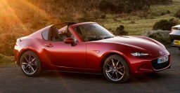 Mazda MX-5 Miata might go electric or hybrid for fifth generation