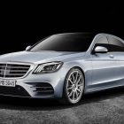 2018 Mercedes-Benz S-Class facelift: New straight-6 and V8 engines