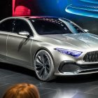 2019 Mercedes-Benz A-Class sedan previewed by Concept A Sedan