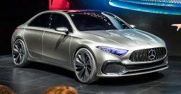 2019 Mercedes-Benz A-Class sedan confirmed for the USA from Sep 2018