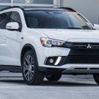 Mitsubishi Outlander Sport (2018 update, first generation, USA) photos