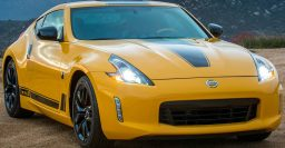 2018 Nissan 370Z Heritage Edition: Same old coupe, new stripes