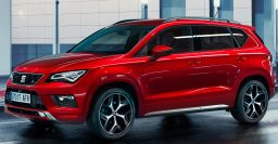 2017 Seat Ateca FR: Sports looks without the performance