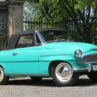 Skoda Felicia convertible (1959-1964) photos