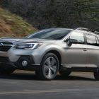 Subaru Outback (2018 facelift, BS, Legacy sixth generation, USA) photos