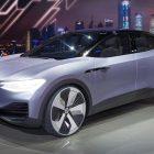 Volkswagen ID Crozz concept (2017, Shanghai Auto Show) photos