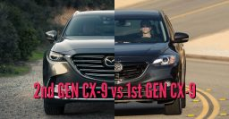 2016-2017 Mazda CX-9 vs 2013-2015: 2nd vs 1st generation differences