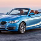 BMW 2-Series convertible (2017 facelift, F23, first generation) photos