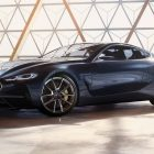 BMW 8-Series Concept (2017, second generation) photos