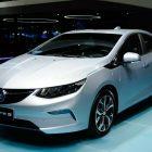 2018 Buick Velite 5: Rebadged, renosed Chevrolet Volt for China