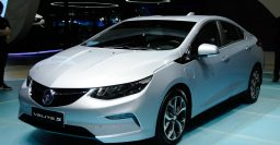 2018 Buick Velite 5: Rebadged, renosed Chevrolet Volt for China