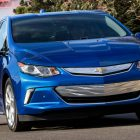 Chevrolet Volt (2016-2017, second generation, USA) photos