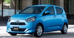2017 Daihatsu Mira e:S – Kei car gets new platform, boxy body