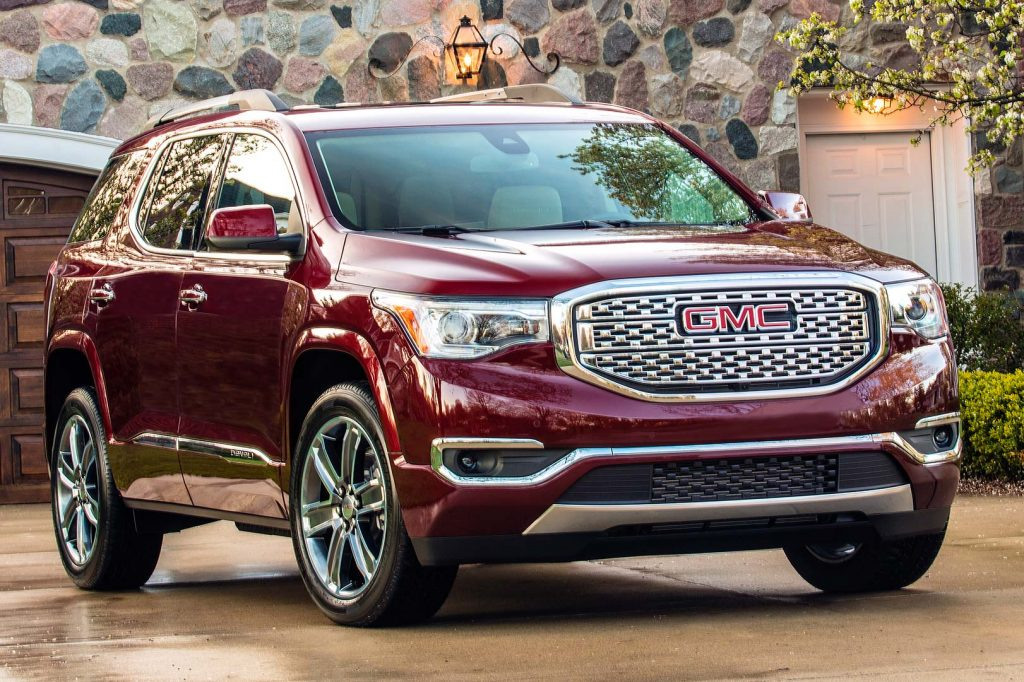 2019 Chevrolet Blazer Gmc Acadia Based Suv To Revive