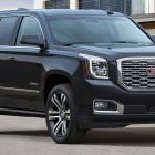 2018 GMC Yukon Denali: New 10-speed auto, grille for big SUV