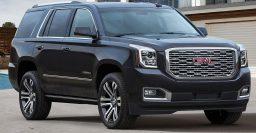 2018 GMC Yukon Denali: New 10-speed auto, grille for big SUV