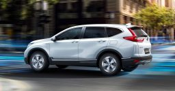 2018 Honda CR-V Hybrid unveiled in China, coming to US soon