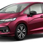Honda Fit Hybrid (2017 facelift, GK5, third generation, JDM) photos