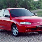Hyundai Elantra sedan (1995-1998, RD/J2, second generation) photos