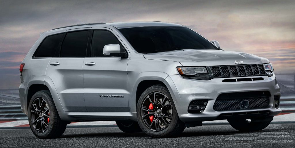 jeep grand cherokee srt 2017 wk2 fourth generation photos between the axles. Black Bedroom Furniture Sets. Home Design Ideas