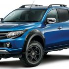 Mitsubishi L200 Barbarian SVP (2017, seventh generation, UK) photos