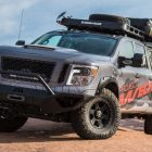 2017 Nissan Titan XD Pro-4X proves its toughness with Project Basecamp