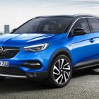 Opel Grandland X (2017, first generation) photos