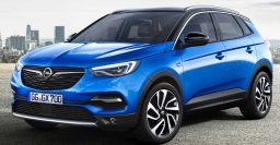2018 Opel/Vauxhall Grandland X: FWD SUV based on Peugeot platform