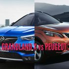 2018 Opel/Vauxhall Grandland X vs Peugeot 3008: Sibling differences
