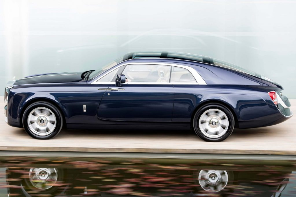 Rolls Royce Torpedo Sweeptail 2017 Bespoke Phantom Coupe