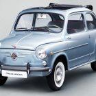 Seat 600 D Cabriolet restoration (1965, first generation) photos