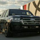 Toyota Land Speed Cruiser (2017, 200-Series, Land Cruiser) photos