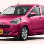 Toyota Pixis Epoch (2017, second generation, JDM) photos