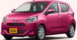 2017 Toyota Pixis Epoch: New generation kei car has boxy body